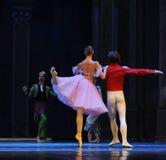 E le loro parti posteriori il secondo regno della caramella del campo di atto secondo - le schiaccianoci di balletto Fotografia Stock Libera da Diritti