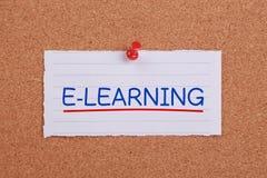 E-Learning Stockbilder