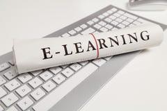 E-Learning stockfotos