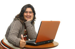 E-Learning Royalty Free Stock Image