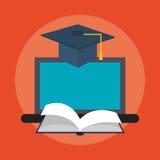 E-learning education design Stock Photos