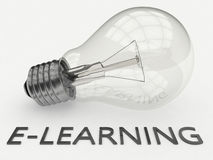 E-learning Royalty Free Stock Photography