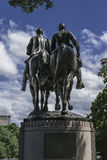e-lee robert Lee Statue Arkivfoton