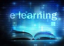 E-Lernen Lizenzfreie Stockbilder