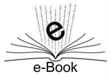 E-libro Fotografia Stock