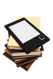 E-libro Immagine Stock Libera da Diritti