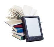 E-libros Imagen de archivo libre de regalías
