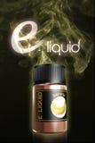 E-liquide Stock Photo