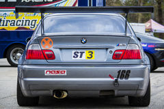 E46 m3 Track Car Royalty Free Stock Photography