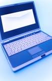 - e - mail Obraz Stock