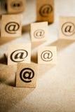 E-mail stock afbeeldingen