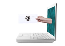 E-mail Stock Image