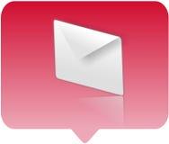 e - mail Obraz Stock