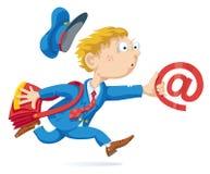 E-mail Stock Foto