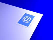 E-mail stock illustratie