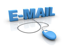 E-mail Stock Image