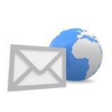 E-mail иллюстрация штока