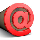E-Mail Lizenzfreies Stockbild