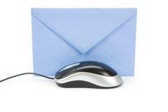 e - mail Obrazy Stock