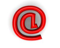 E mail abstract concept Stock Image