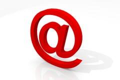 E-Mail alias Stock Photo