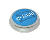 E-mail Button Royalty Free Stock Photos