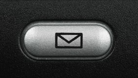 E-mail button Stock Images