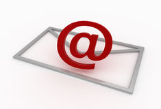 E-mail concept Stock Images