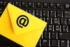 E-mail concept Royalty-vrije Stock Afbeeldingen