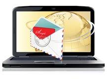 E-mail Concept. Stock Image
