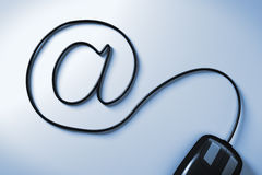 E-Mail concept Stock Image