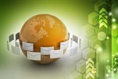 E mail concept Stock Photos