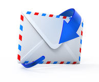 E-mail concept icon. 3d render Stock Photo