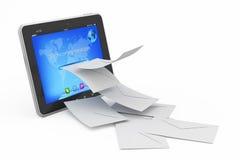 E-mail concept Stock Photo