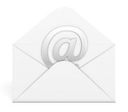 E-mail envelope Stock Image