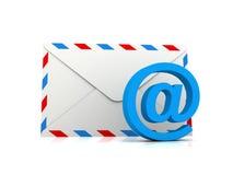 E mail envelope Stock Photos
