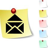 E-mail  icon. Stock Photo