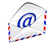 E-mail icon Royalty Free Stock Image