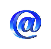 E-mail icon Stock Photography