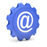 E-mail icon royalty free illustration