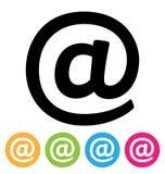 E-mail Icon Stock Image