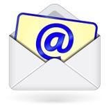 E-mail icon Royalty Free Stock Photos
