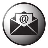 E-Mail-@ Ikone stockfotos