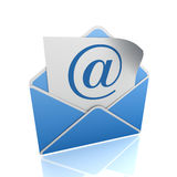 E mail Royalty Free Stock Images
