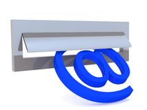 E-Mail Inbox Stock Photography