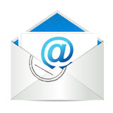 E-mail letter Stock Photos