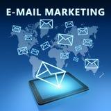 E-Mail Marketing Royalty Free Stock Photography
