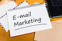E-mail Marketing Stock Photos