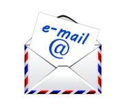 E-mail pictogram vector illustratie