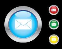 E-mail pictogrammen Stock Illustratie